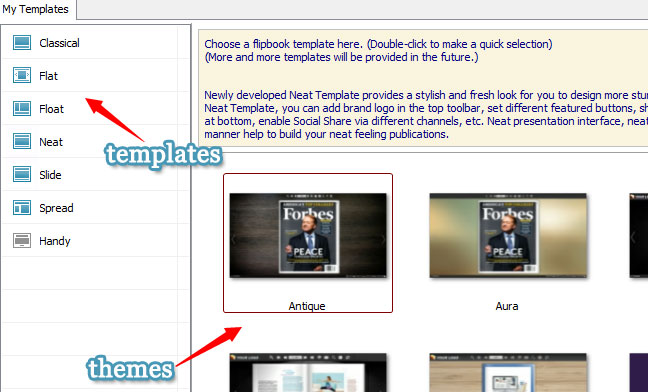 Easily Customize Look and Feel of Page Flipping Book | AnyFlip