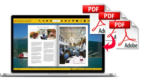 create flipbook from pdf free