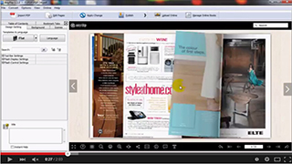 Flipbook Software for Mac - Create and Publish Flash and